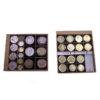 BANDEJA MONEDA Bandeja pequeña para coleccionismo y numismática -Ubi-k guardar monedas coleccionismo