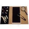 Superficie de trabajo Ubi-k para diseñar tu bandeja y colección. Accesorios coleccionismo