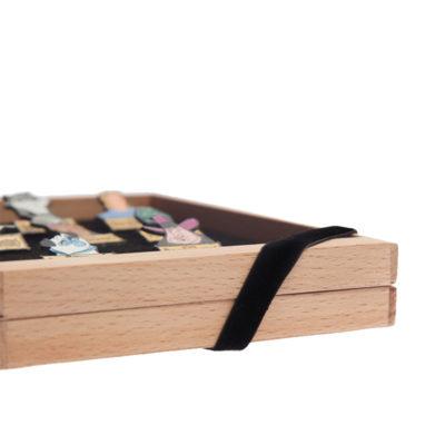 Cintas elásticas para coleccionismo y numismática