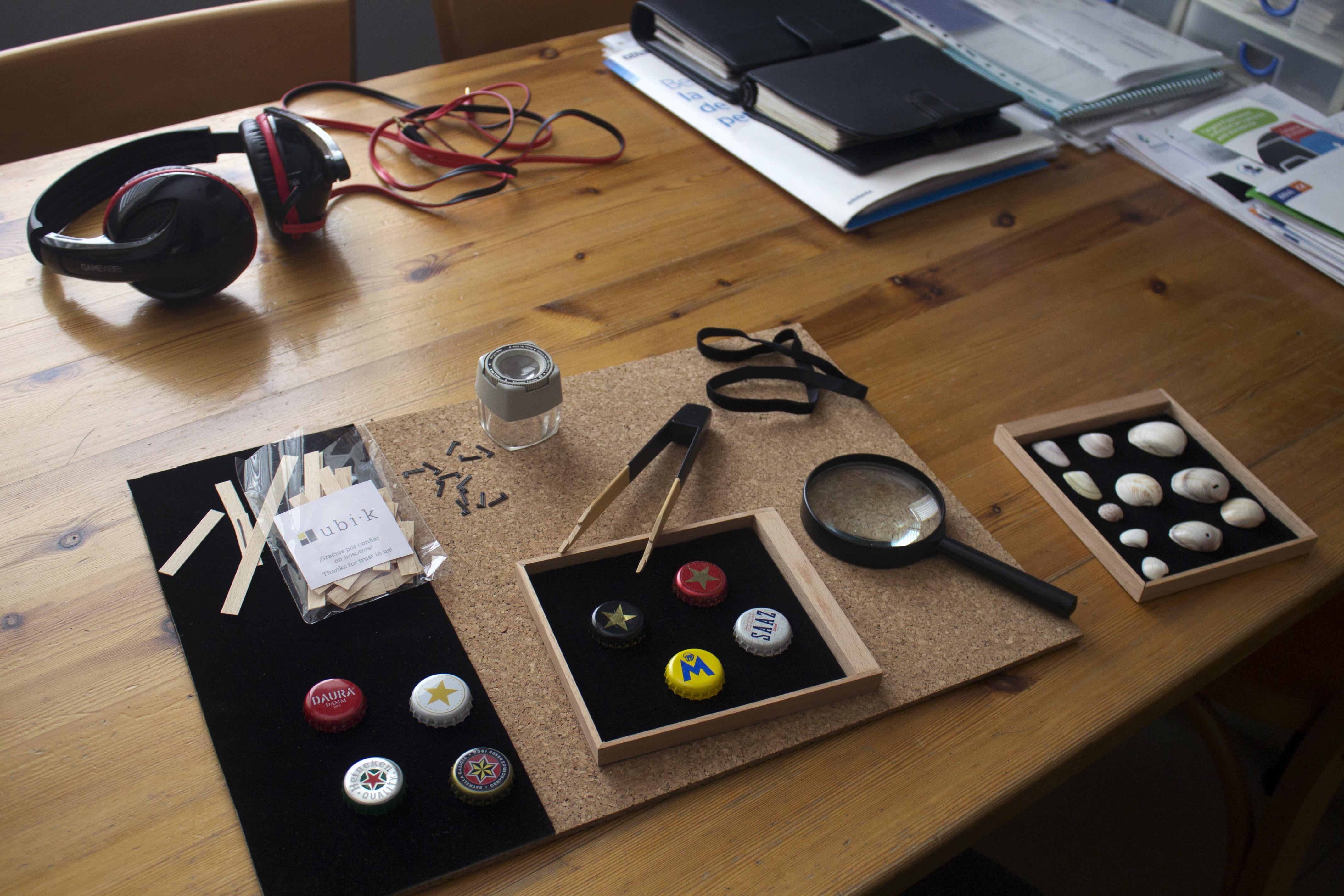 Bandejas y accesorios Ubi-k diseñados para coleccionistas que quieren mostrar y exhibir sus colecciones - monedas / numismática / euros