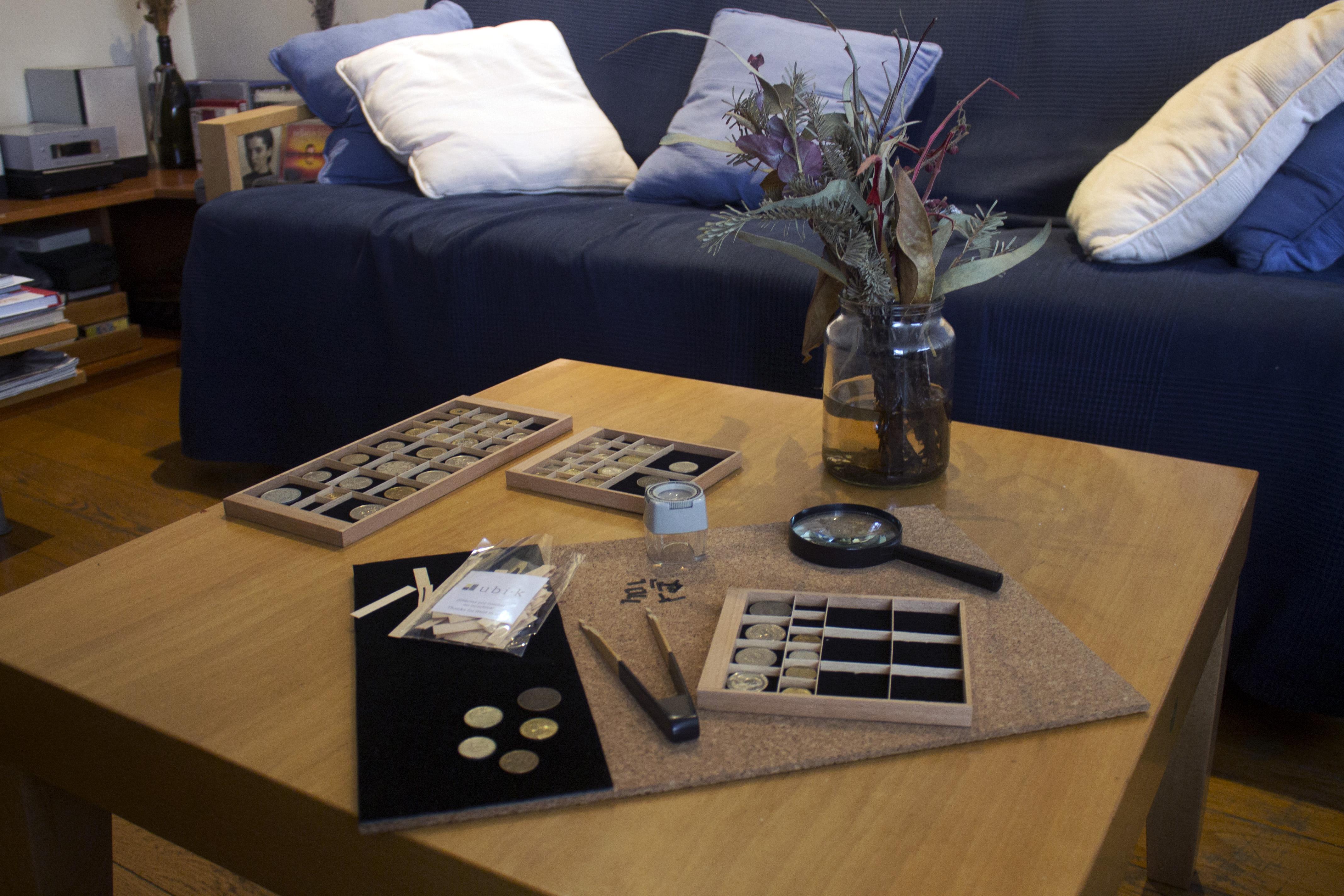 Productos, accesorios y suplementos Ubi-k para coleccionistas - monedas / numismática / euros