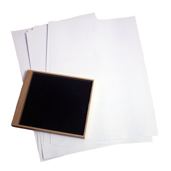 Etiquetas adhesivas para coleccionismo Ubi-k para nombrar, catalogar tu colección