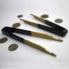 Pinzas para monedas numismática - coleccionismo