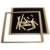 Suplemento Bandeja grande para guardar colección: monedas, medallas, insignias