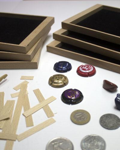 Productos y suplementos para coleccionistas 2018 - monedas, medallas, insignias scout, minerales
