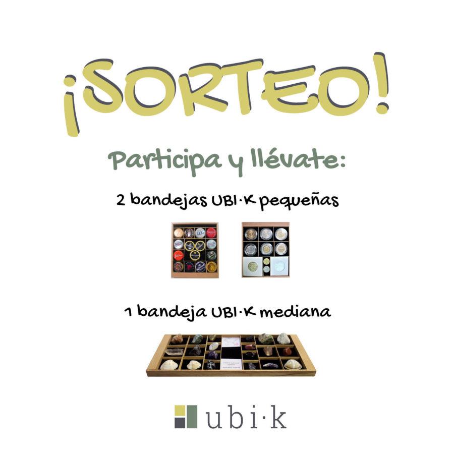 Sorteo accesorios de coleccionismo ¡Participa!